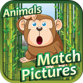 Match Pictures of Animals icon