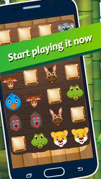 Match Pictures of Animals screenshot 11