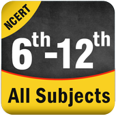 NCERT Books - NCERT Solutions Class 6th to 12th icon