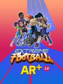 Extreme Football AR poster