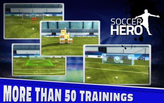 Soccer Hero screenshot 4