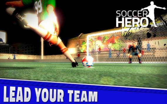 Soccer Hero screenshot 7