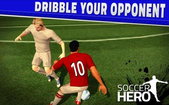 Soccer Hero screenshot 12