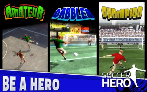 Soccer Hero screenshot 14