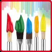 Sketch, Paint app, Doodle Pad icon