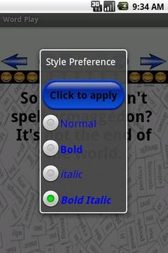 Word Play Jokes apk screenshot