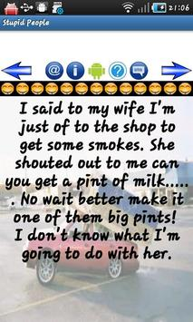 Stupidity poster