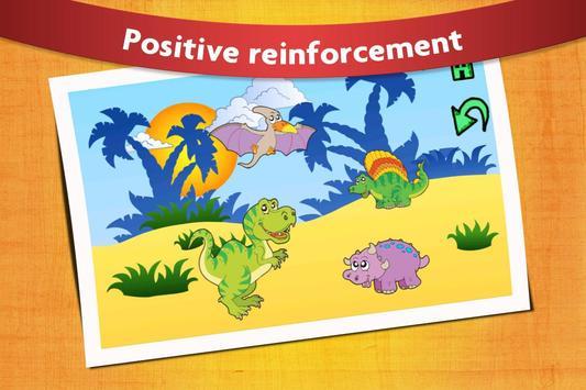 Kids Peg Puzzle - Free Toddler Shape Games screenshot 7