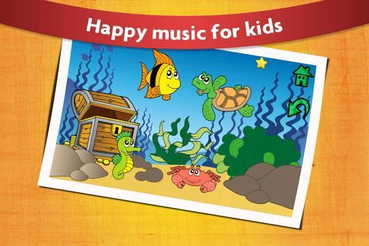 Kids Peg Puzzle - Free Toddler Shape Games screenshot 13