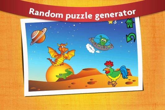Kids Peg Puzzle - Free Toddler Shape Games screenshot 12