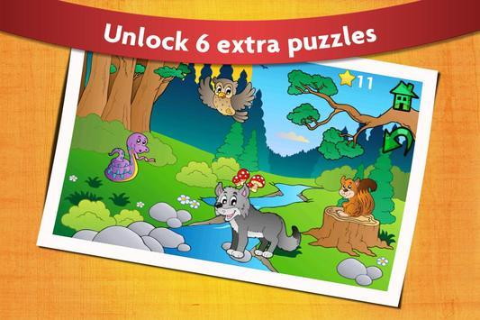 Kids Peg Puzzle - Free Toddler Shape Games screenshot 14