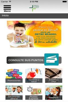 Farmacia Cayuelas Carmen poster