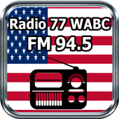 Radio 77 WABC AM 770 Free Online Estados Unidos icon