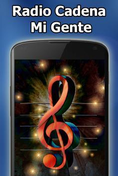 Radio Cadena Mi Gente Gratis En Vivo El Salvador captura de pantalla 11