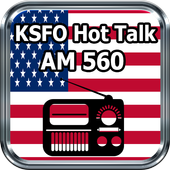 Radio KSFO Hot Talk - AM 560 - San Francisco. icon