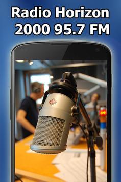 Radio Horizon 2000 95.7 FM Free Live Haïti screenshot 8