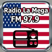 La Mega FM 97.9 - New York City Free Online icon