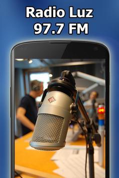 Radio Luz 97.7 FM Gratis En Vivo El Salvador screenshot 4