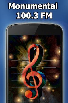 Radio Monumental 100.3FM Gratis En Vivo Dominicana screenshot 7