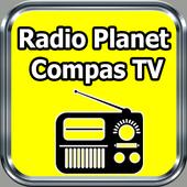 Radio Planet Compas TV Free Live Haïti icon