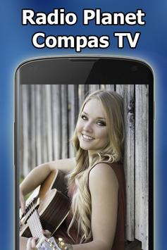 Radio Planet Compas TV Free Live Haïti screenshot 5