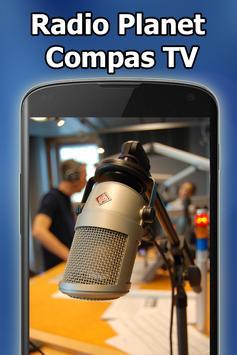 Radio Planet Compas TV Free Live Haïti screenshot 8