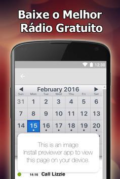 Rádio Radar Gratuito Online screenshot 3