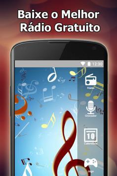 Radio Top 80 FM Gratuito Online apk screenshot