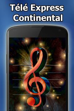 Radio Télé Express Continental 89.9 FM Free Live screenshot 11