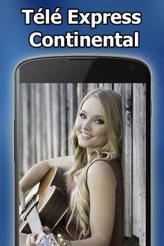 Radio Télé Express Continental 89.9 FM Free Live screenshot 13