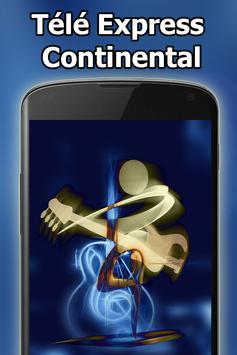Radio Télé Express Continental 89.9 FM Free Live screenshot 6