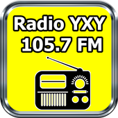 Radio YXY 105.7 FM Gratis En Vivo El Salvador icon