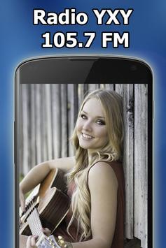 Radio YXY 105.7 FM Gratis En Vivo El Salvador screenshot 1
