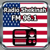 Shekinah Radio - FM 96.1 - Miami, FL Free Online icon