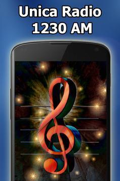 Unica Radio 1230 AM Gratis En Vivo Puerto Rico screenshot 3