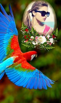 Beautiful Birds Photo Frames screenshot 1