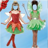 Fairy Girl Photo Suit New icon