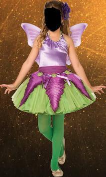 Fairy Girl Photo Suit New screenshot 7