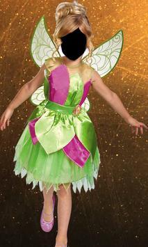 Fairy Girl Photo Suit New screenshot 5