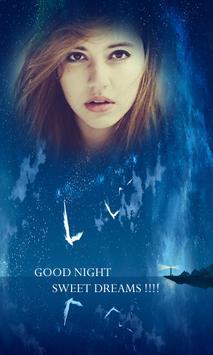 Good Night Photo Frames New apk screenshot