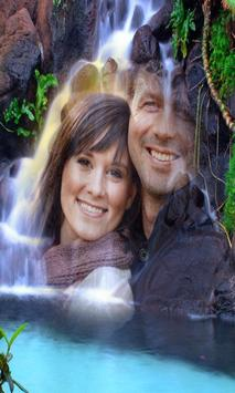 Waterfall Photo Frames screenshot 2
