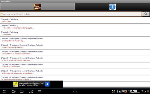 Air Act of India apk screenshot