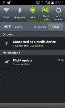 Tel Aviv Flight-Board screenshot 2