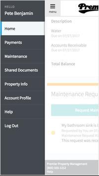Premier Property Management screenshot 1