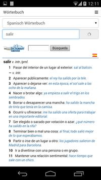 The Free Dictionary - German apk screenshot