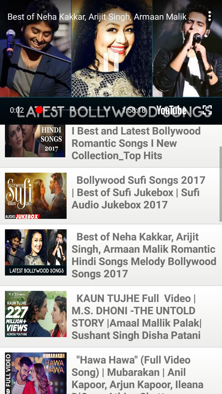 Bollywood Video Songs for Android - APK Download