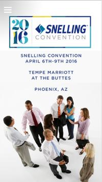 Snelling Convention 2016 poster