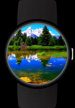 Photo Gallery for Wear OS (Android Wear) apk screenshot