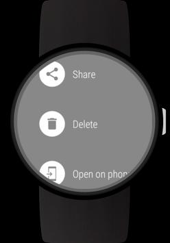 Photo Gallery for Android Wear apk screenshot