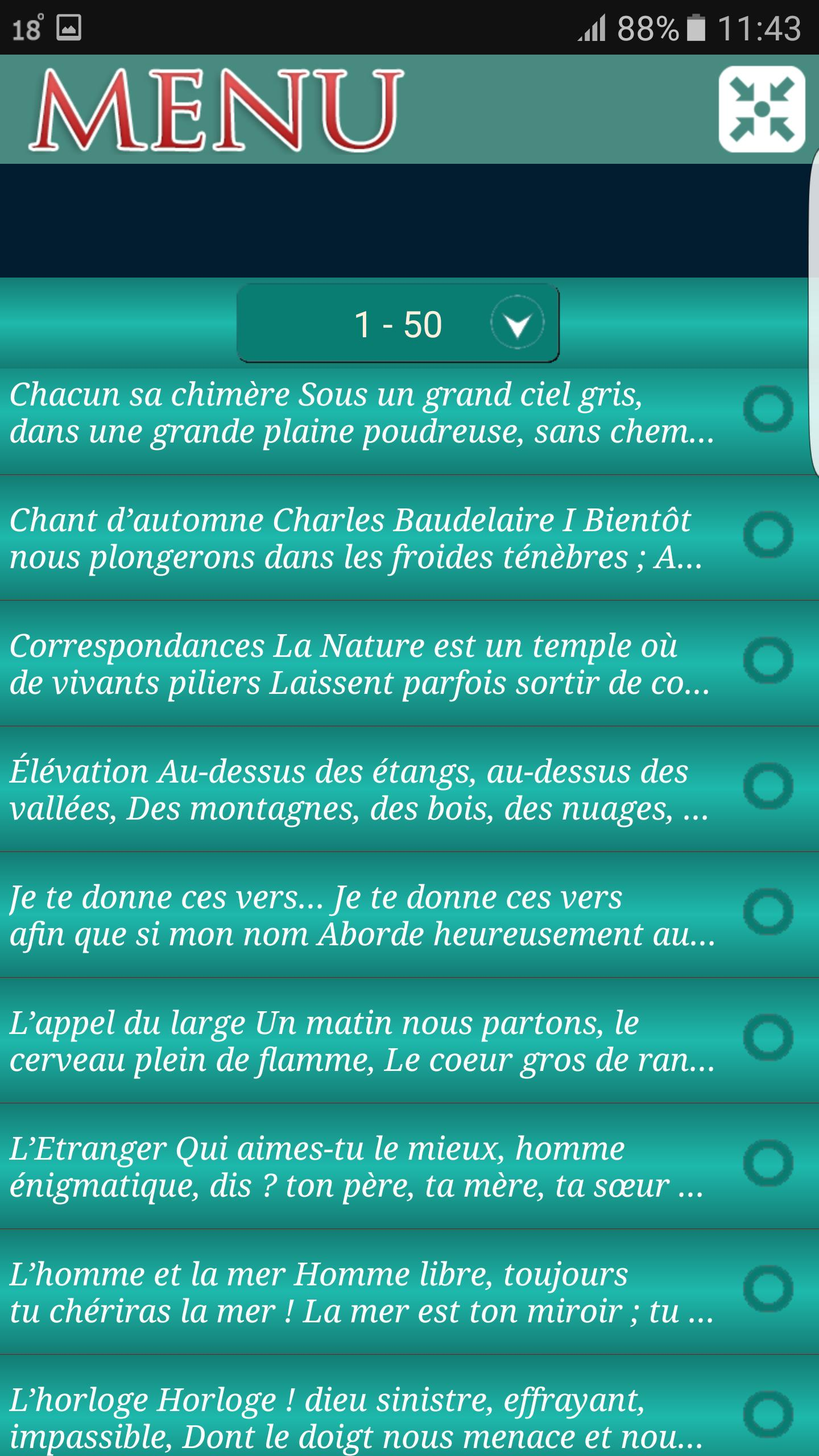 Poéme Romantique 2016 For Android Apk Download